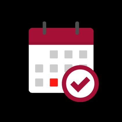 Kalender Icon Online Summit Workforce Transformation