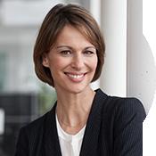 Ein Portrait einer Klientin der Karriereberatung bei von Rundstedt