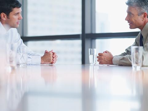 Arbeitgeber und Arbeitnehmer vereinbaren einvernehmlich die Trennung.
