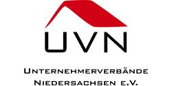 Unternehmensverbände Niedersachsen e. V. Logo