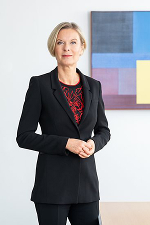 Kathrin Menges, Personalvorstand Henkel