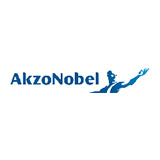 Das Logo von AkzoNobel - die Firma gehört zu den zufriedenen Kunden des Outplacement-Experten von Rundstedt.