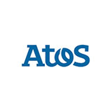 Das Logo von Atos - die Firma gehört zu den zufriedenen Kunden des Outplacement-Experten von Rundstedt.