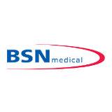 Das Logo von BSN Medical - die Firma gehört zu den zufriedenen Kunden des Outplacement-Experten von Rundstedt.