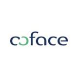 Das Logo von coface - die Firma gehört zu den zufriedenen Kunden des Outplacement-Experten von Rundstedt.