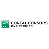 Das Logo von Cortal Consors - die Firma gehört zu den zufriedenen Kunden des Outplacement-Experten von Rundstedt.
