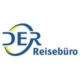 Das Logo von DER Reisebüro - die Firma gehört zu den zufriedenen Kunden des Outplacement-Experten von Rundstedt.