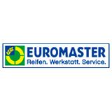 Das Logo von Euromaster – die Firma gehört zu den zufriedenen Kunden des Outplacement-Experten von Rundstedt.