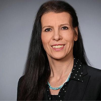 Portrait der Autorin Charlotte Messerschmidt