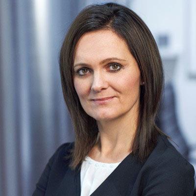 Portrait von Mila Glier - Outplacement Beraterin und Expertin für Personalabbau